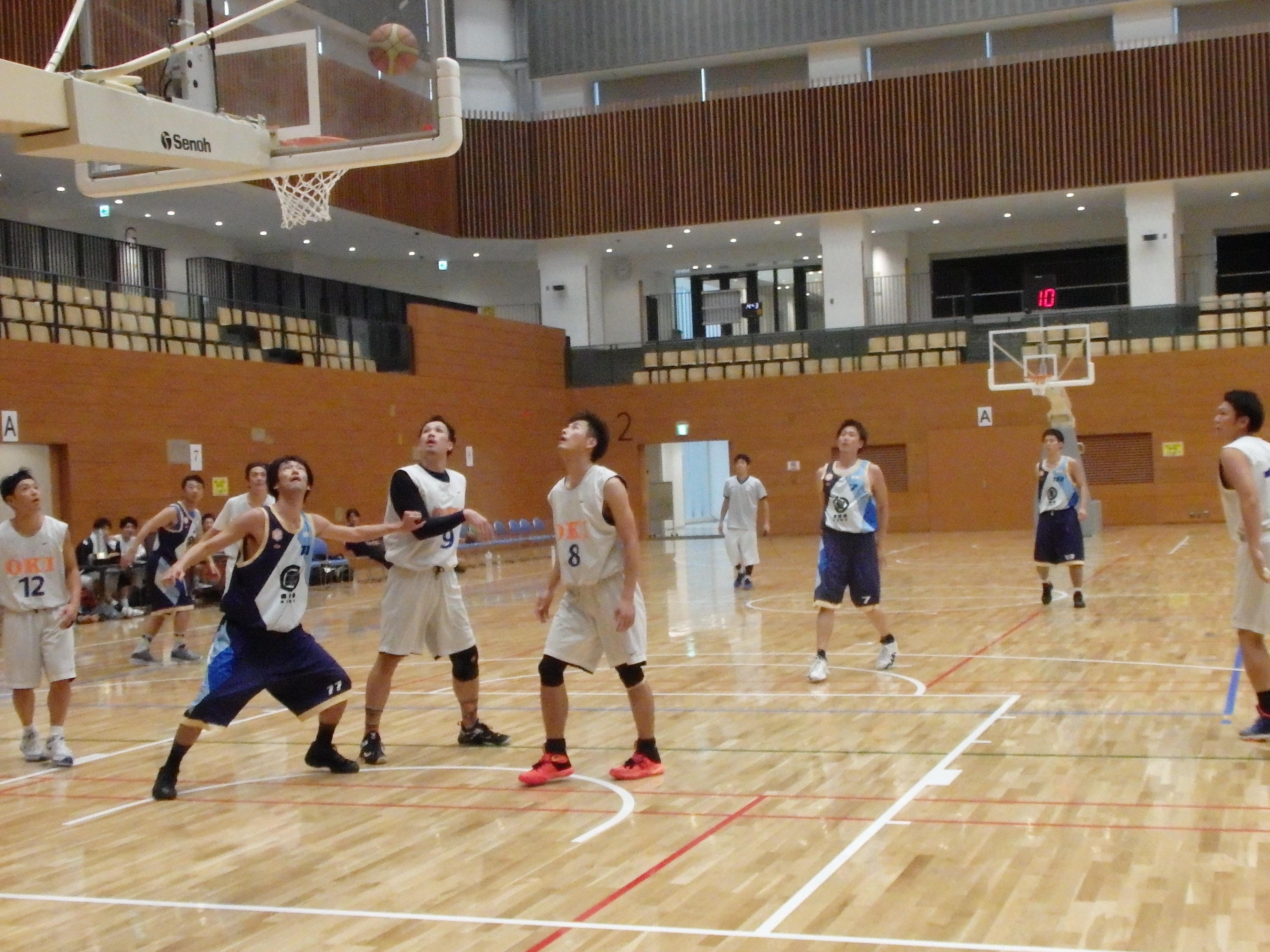 港区バスケットボール連盟