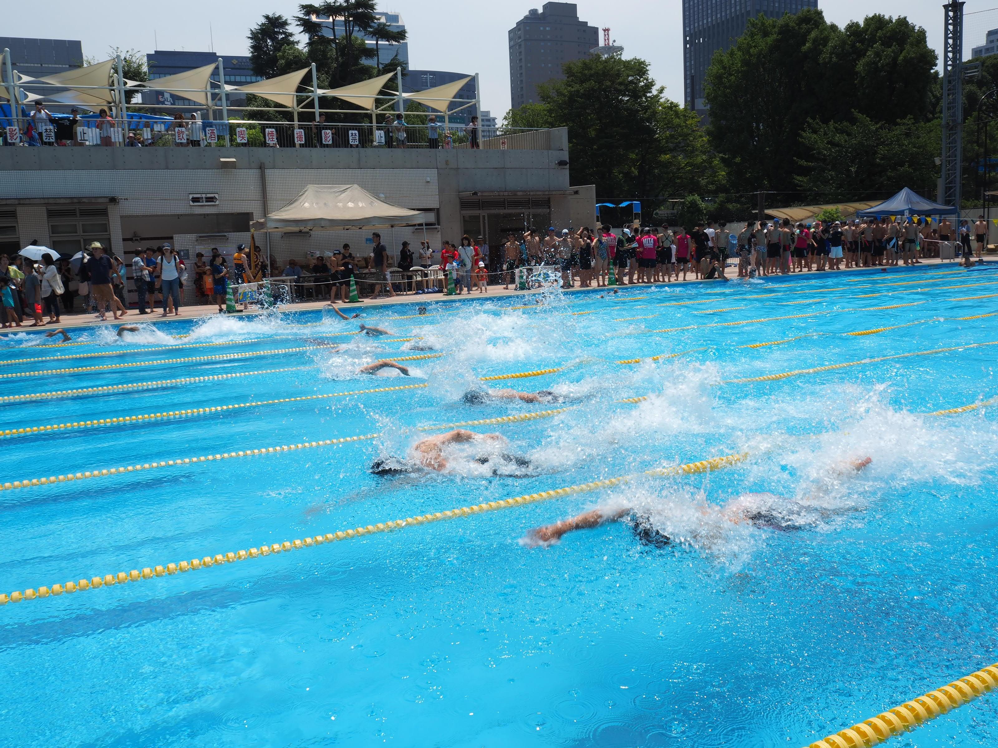 港区水泳協会