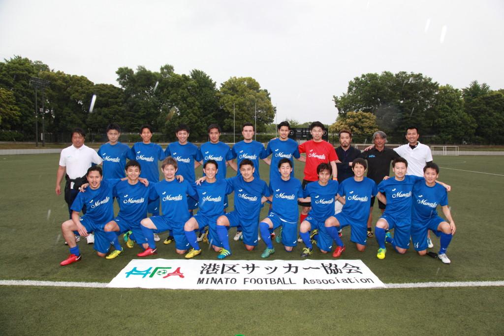 港区サッカー協会