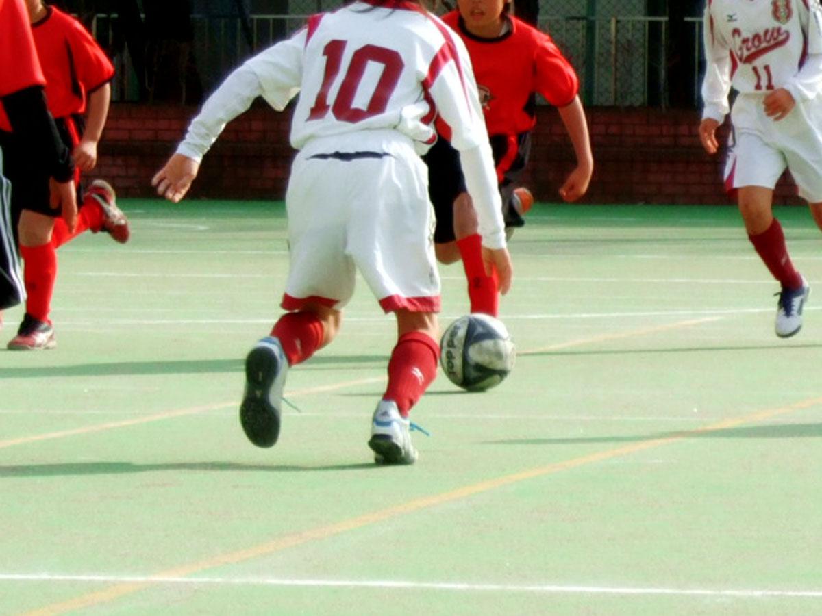 ジュニアサッカー教室 参加者募集中です!